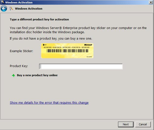 How to Activate Windows Server 2008 Online - Knowledgebase ...