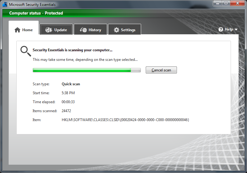 Downloading and installing microsoft security essentials technet.