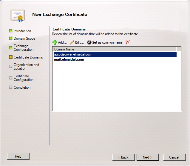 How To Install An Ssl Certificate In Microsoft Exchange Server 2010
