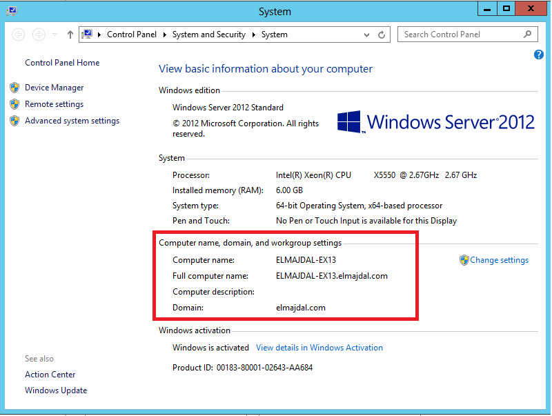 Installing microsoft exchange server 2013 prerequisites on for What is microsoft windows