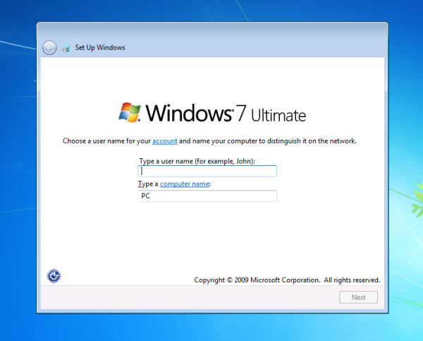 windows 7 password lockout time